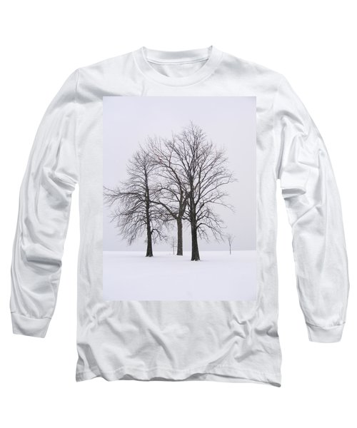 Three Trees Long Sleeve T-Shirt