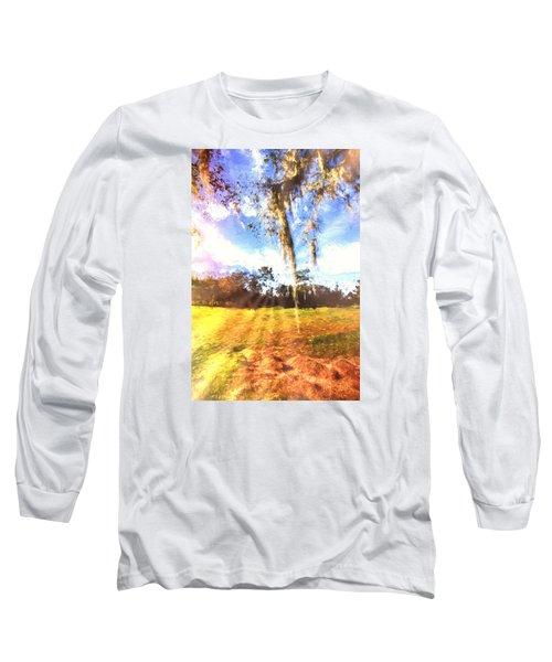 Through The Moss Long Sleeve T-Shirt