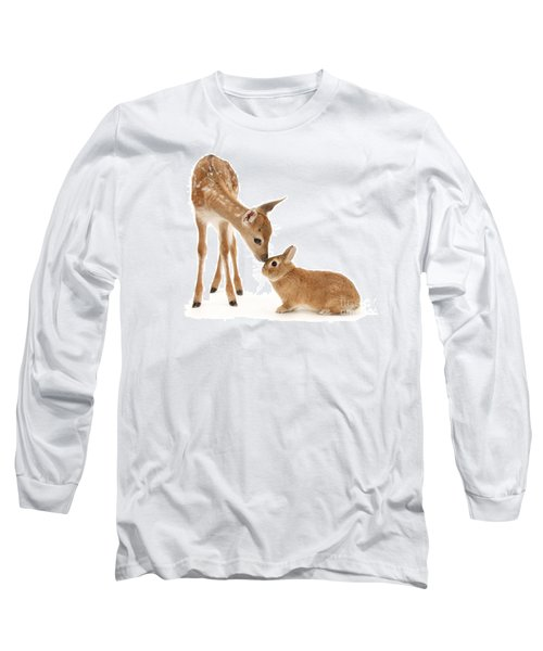 Thumper And Bambi Long Sleeve T-Shirt