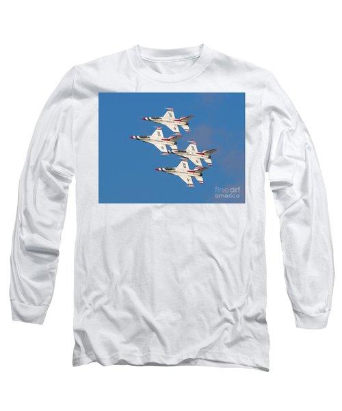 Thunderbird Diamond Long Sleeve T-Shirt