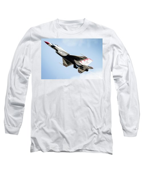 Thunderbird Long Sleeve T-Shirt by Lawrence Burry