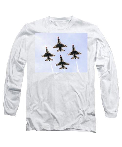 Thunderbirds Away Long Sleeve T-Shirt