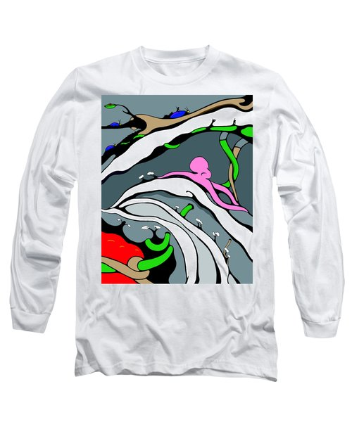 Tidal Long Sleeve T-Shirt