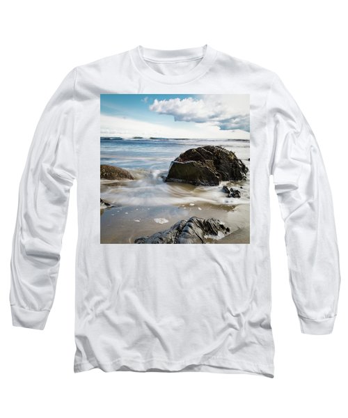 Tide Coming In #2 Long Sleeve T-Shirt