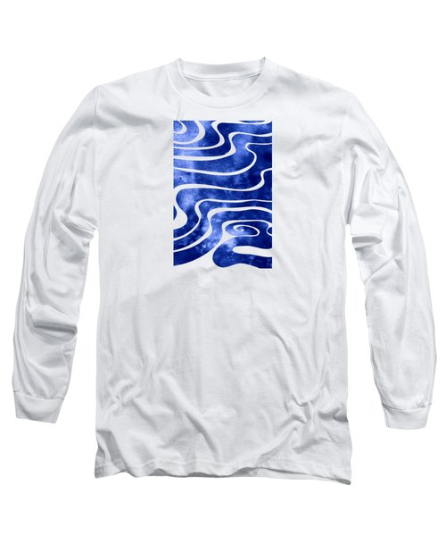 Tide V Long Sleeve T-Shirt