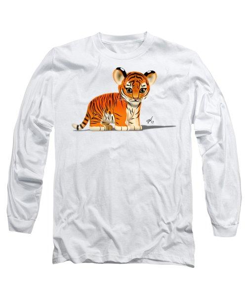 Tiger Cub Long Sleeve T-Shirt