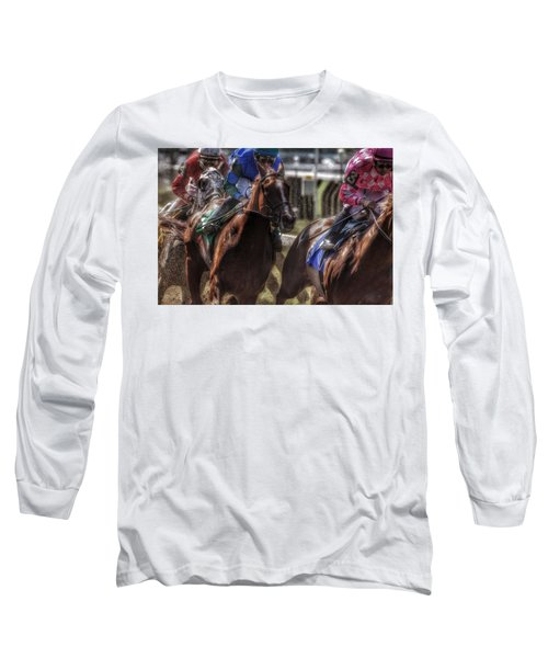 Tight Quarters Long Sleeve T-Shirt