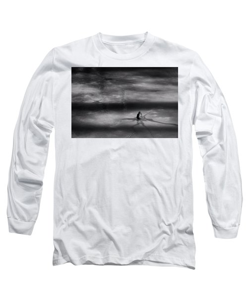 Til Spring Long Sleeve T-Shirt by Mark Fuller