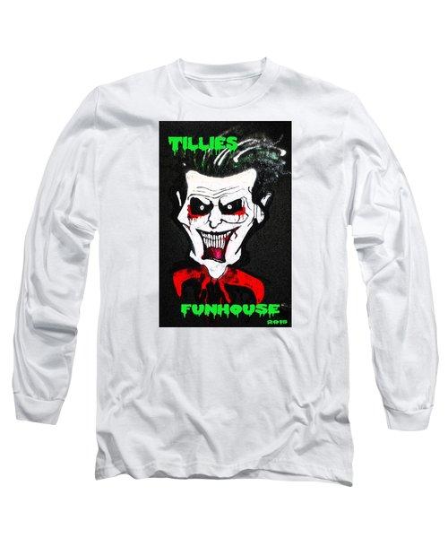 Tillies Vamp Long Sleeve T-Shirt