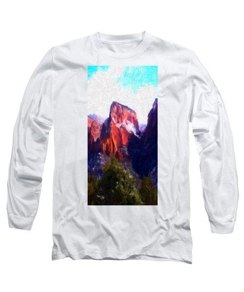Timber Top Long Sleeve T-Shirt