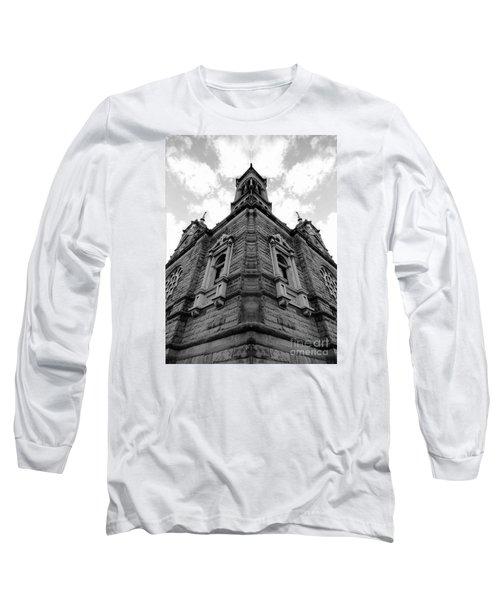 Time Three Long Sleeve T-Shirt