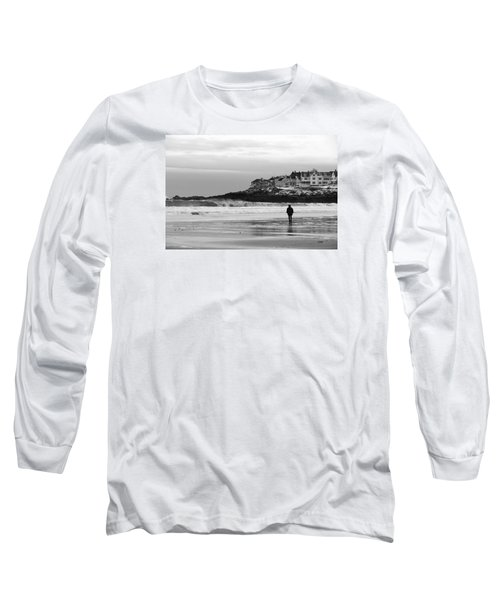 Time To Think Long Sleeve T-Shirt