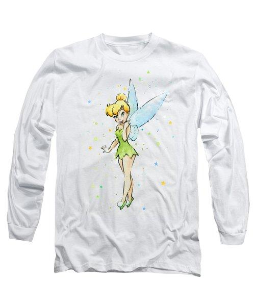 Tinker Bell Long Sleeve T-Shirt