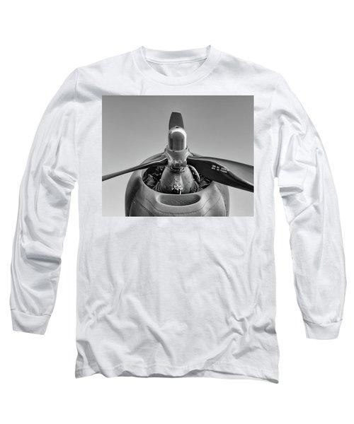 Tinker Belle Power - 2017 Christopher Buff, Www.aviationbuff.com Long Sleeve T-Shirt
