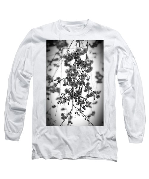 Tiny Buds And Blooms Long Sleeve T-Shirt