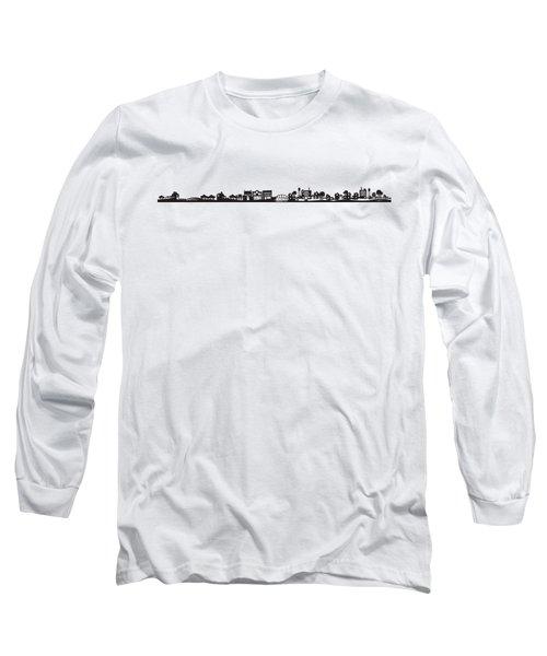 Tinytown Strip Long Sleeve T-Shirt