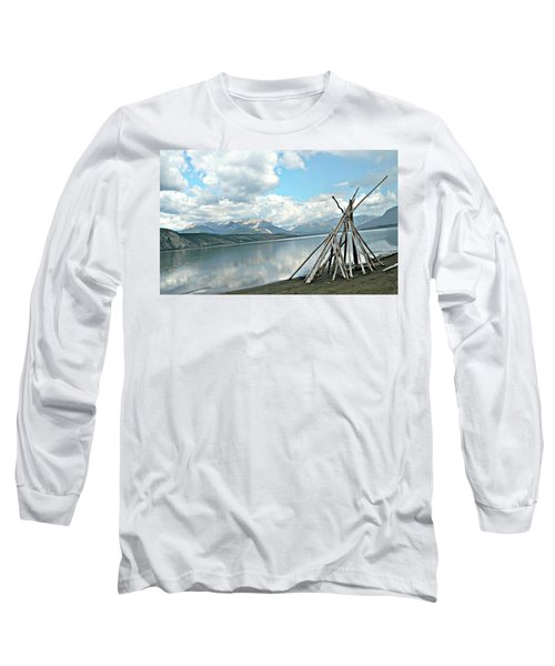 Tipi Like Long Sleeve T-Shirt