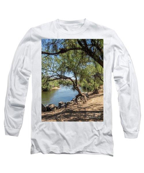 Tiptoeing Long Sleeve T-Shirt