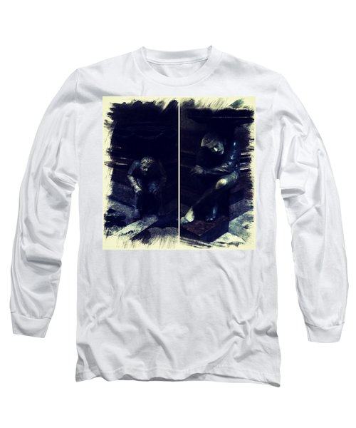 Tired Thinkers Long Sleeve T-Shirt