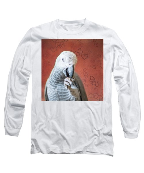 To Be Owned By A Grey Is To Know Love Long Sleeve T-Shirt