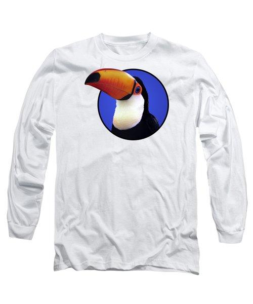 Toco Toucan Long Sleeve T-Shirt