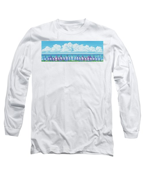 Toes On The Nose Long Sleeve T-Shirt
