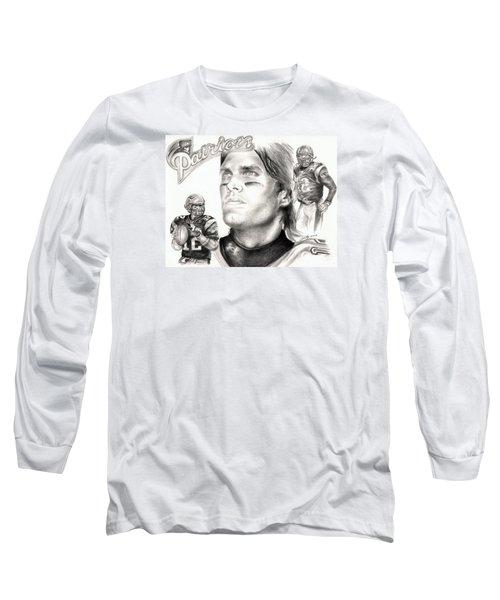 Tom Brady Long Sleeve T-Shirt