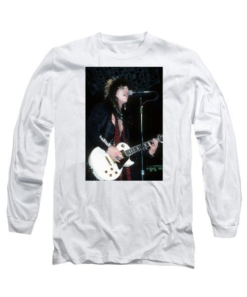 Tom Keifer Of Cinderella Long Sleeve T-Shirt