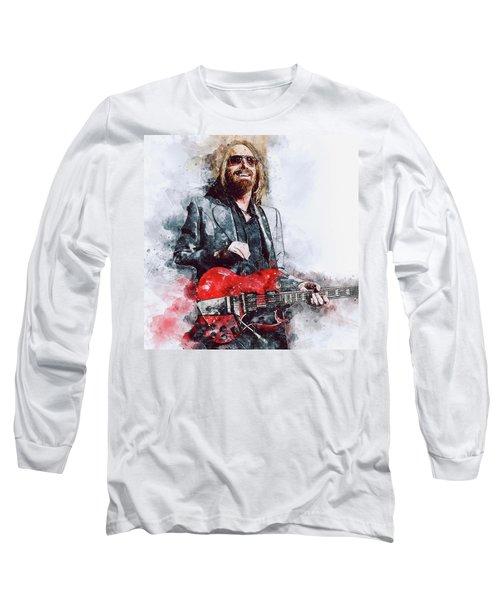 Tom Petty - 21 Long Sleeve T-Shirt