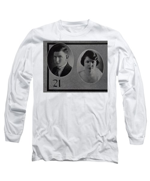 Tom Reitch Long Sleeve T-Shirt