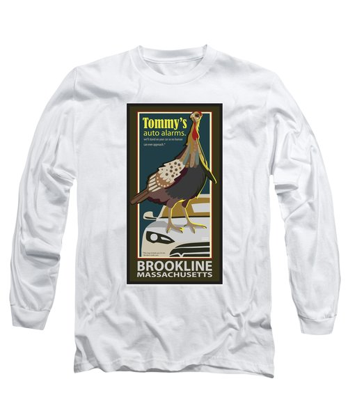 Tommy's Alarms Long Sleeve T-Shirt