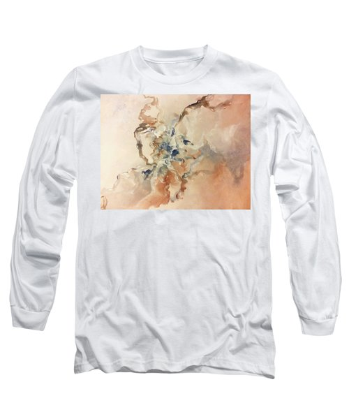 Long Sleeve T-Shirt featuring the painting Tomorrows Dream by Raymond Doward