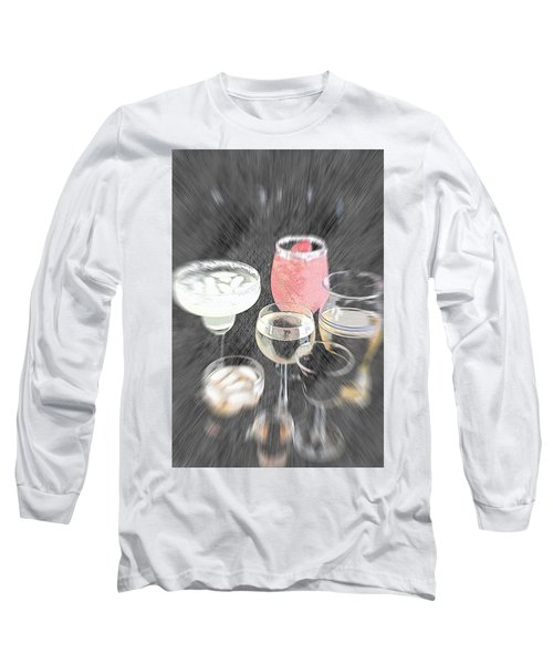Long Sleeve T-Shirt featuring the photograph Too Many To Drive by Sherry Hallemeier