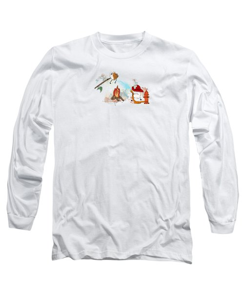 Too Toasted Illustrated Long Sleeve T-Shirt