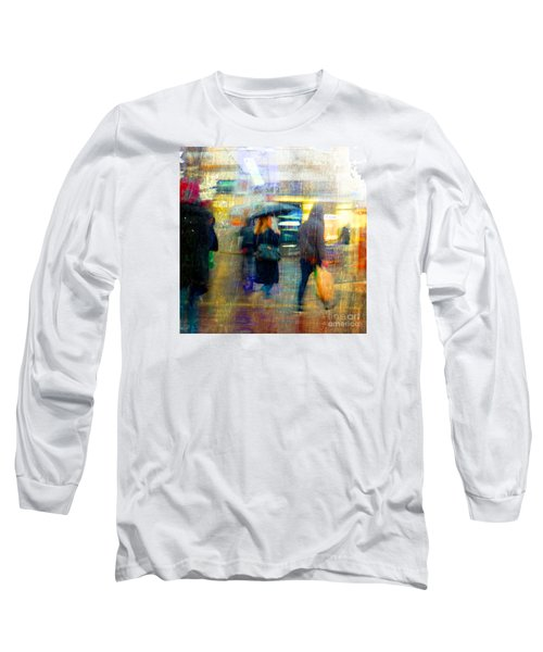 Long Sleeve T-Shirt featuring the photograph Too Warm To Snow by LemonArt Photography