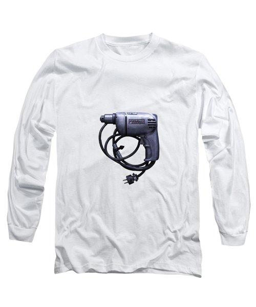 Tools On Wood 76 Long Sleeve T-Shirt