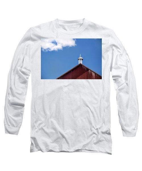 Top Of A Barn Long Sleeve T-Shirt