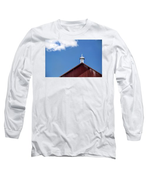 Top Of A Barn Long Sleeve T-Shirt