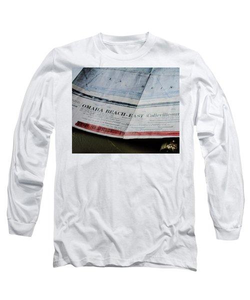 Top Secret - Omaha Beach Long Sleeve T-Shirt