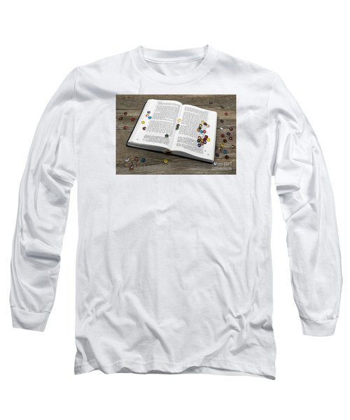 Torah Book Long Sleeve T-Shirt