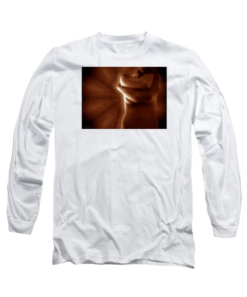 Torso In Russet Long Sleeve T-Shirt