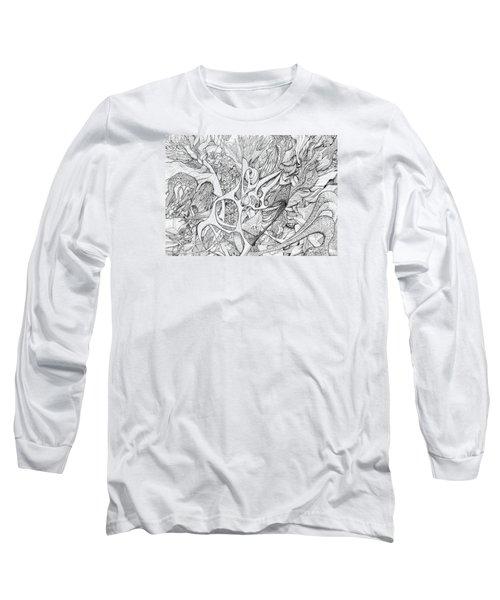 Tortuosity Long Sleeve T-Shirt