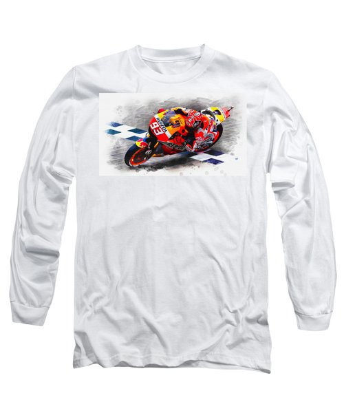 Total Domination Long Sleeve T-Shirt