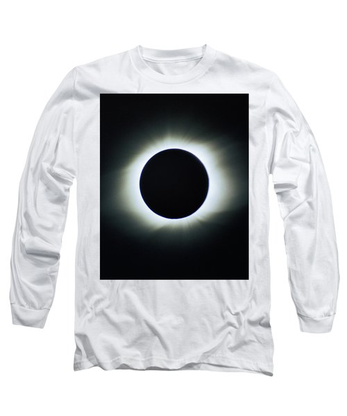 Total Solar Eclipse - Aruba 1998 Long Sleeve T-Shirt