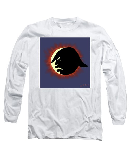 Total Trump Eclipse Long Sleeve T-Shirt