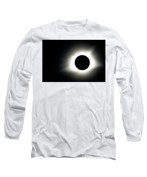 Totality And Mercury Long Sleeve T-Shirt
