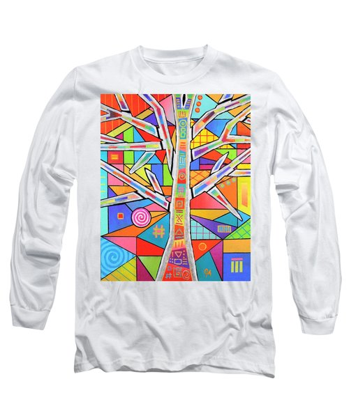 Totem Tree Long Sleeve T-Shirt