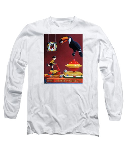 Toucan Play At This Game Long Sleeve T-Shirt