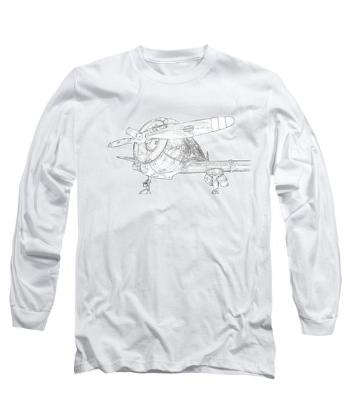 Touch And Go Long Sleeve T-Shirt