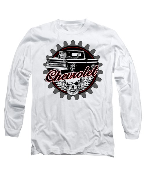 Tough Trucks Long Sleeve T-Shirt